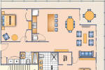 [Floorplan with 1310 sq.ft]