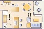 [Floorplan with 748 sq.ft]