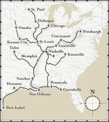 maps of tennessee with cities. The map below shows the 6600